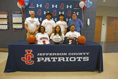 Jefferson County's Gramann signs with King University