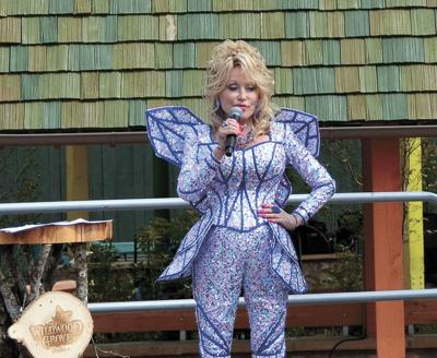 Dolly Parton opens  Dollywood's largest  expansion