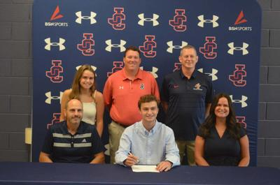 Jeff County's Fritz to jump  at Carson-Newman