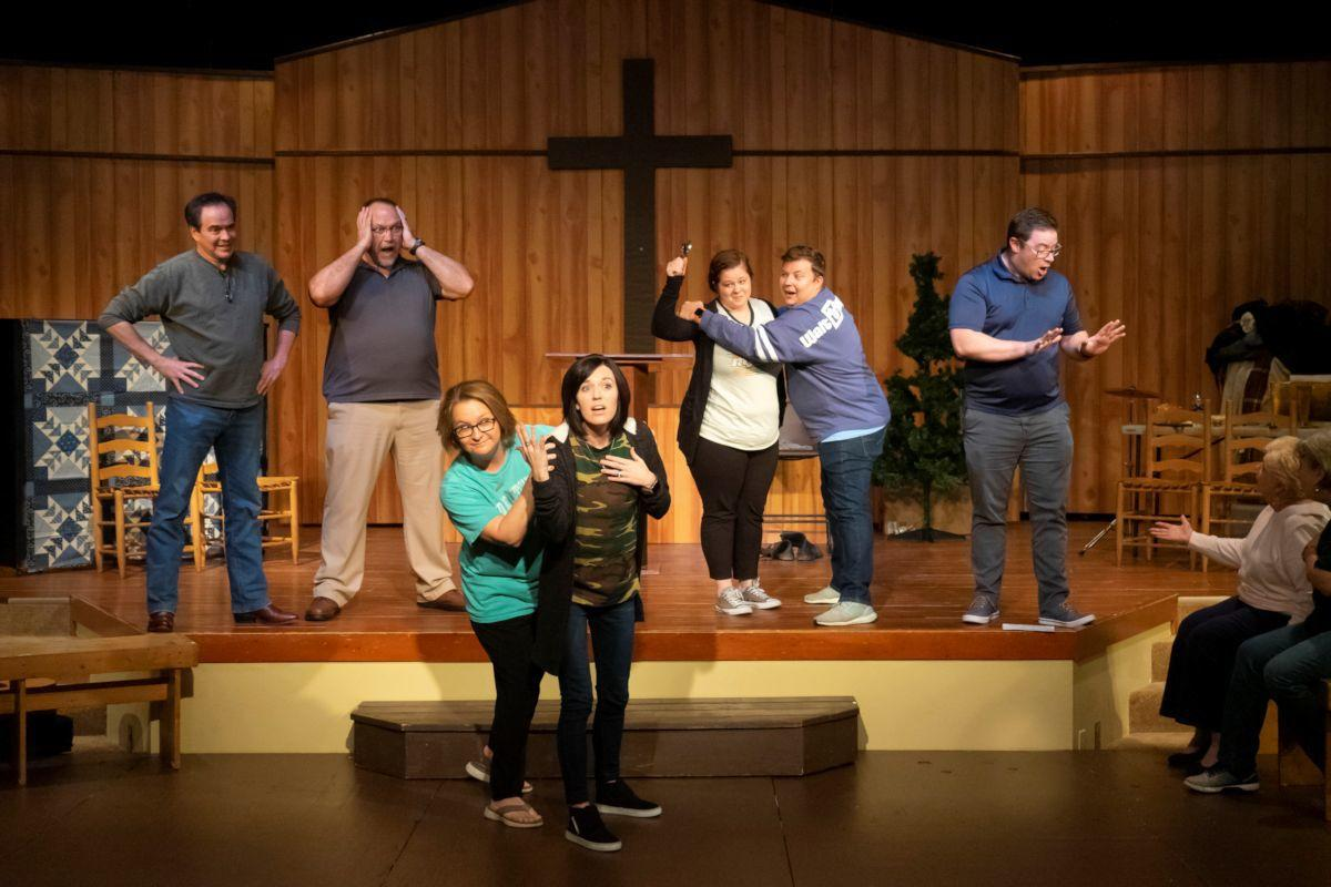 The family story expands with Legacy Theatre production; follows the Sanders through Christmas