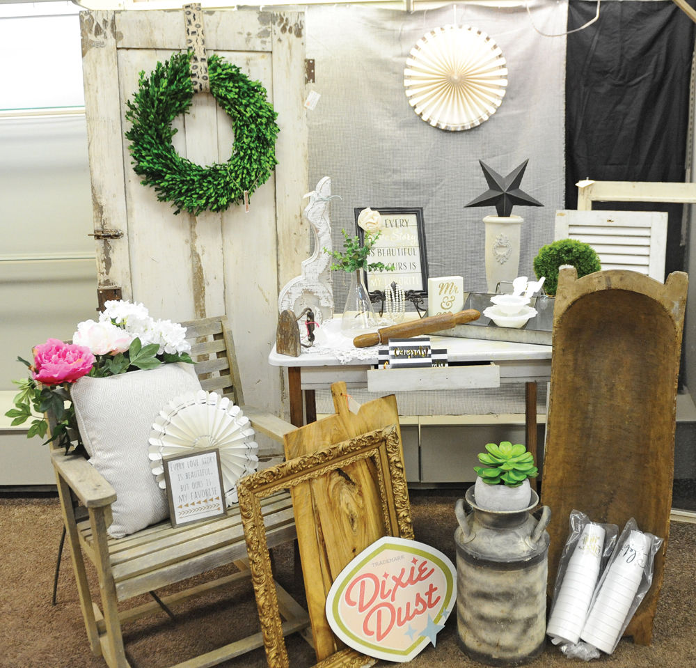 Attractive Dixie Dust Prepares For 2017 Wedding Season