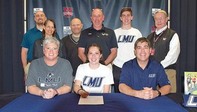 Korody signs to run track, cross country at LMU