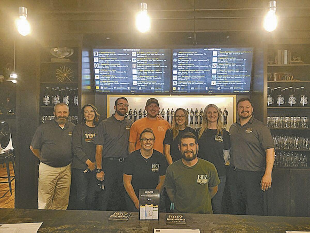 New downtown brewery opens