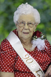 Lola Gertrude Long Newman