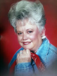Betty Jo Taylor Kincer
