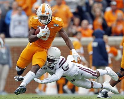 Vols defense imposes will on Bulldogs