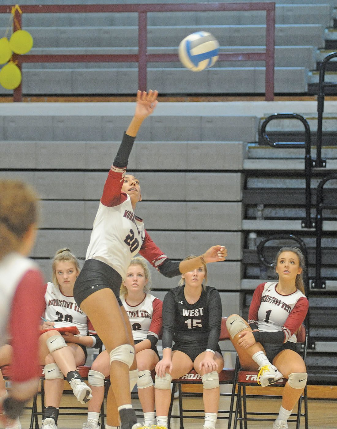 Jefferson County upsets Morristown West in D2-AAA 3rd round