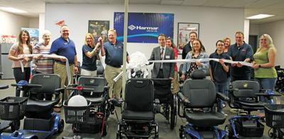 Mobility Plus lifts curtain inside Western Willow Shopping Center