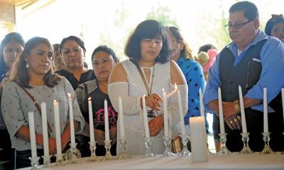 Vigil marks anniversary of Southeastern Provisions raid