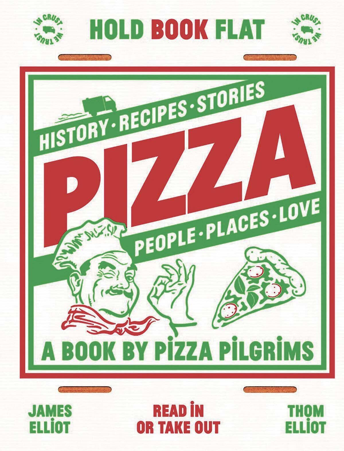 Food Pizza Book