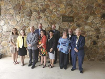 Retirees honored at Hawkins County Board of Education meeting