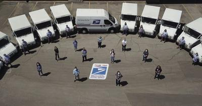 Postal carriers among those on front lines of COVID-19