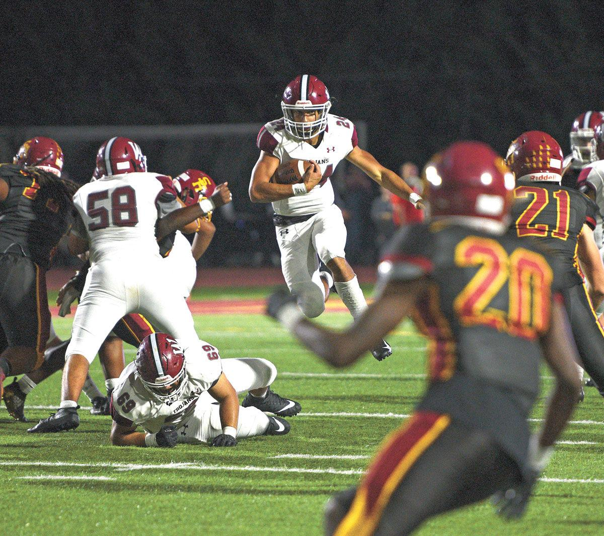 Morristown West shows heart in loss to Science Hill