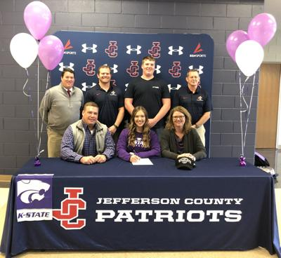 Jefferson County's Schroeder signs with Kansas State