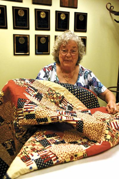 Lebanon Baptist Church to host Quilts of Valor event Sunday