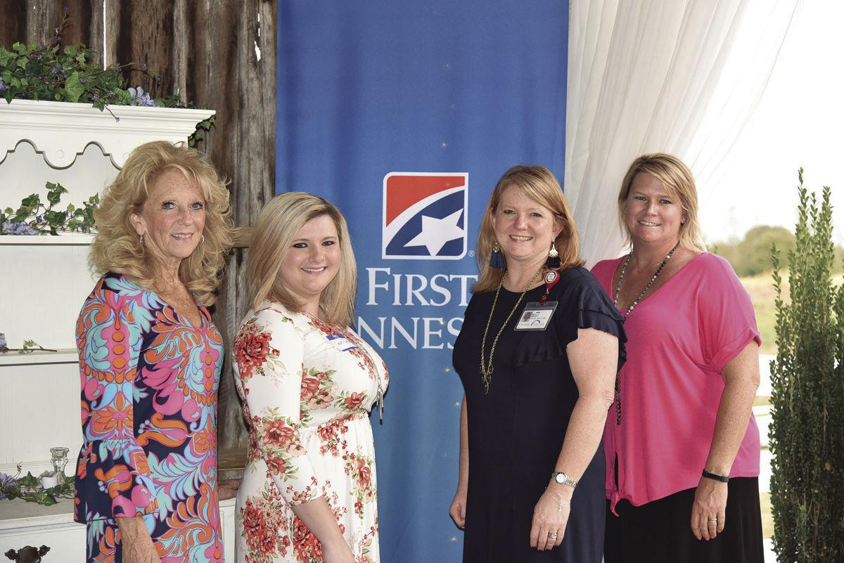 First Tennessee host Health, Wealth and Humor gathering