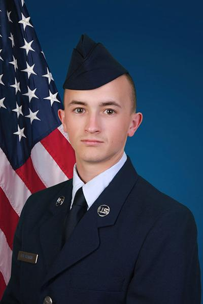Fitzharris graduates from basic military training