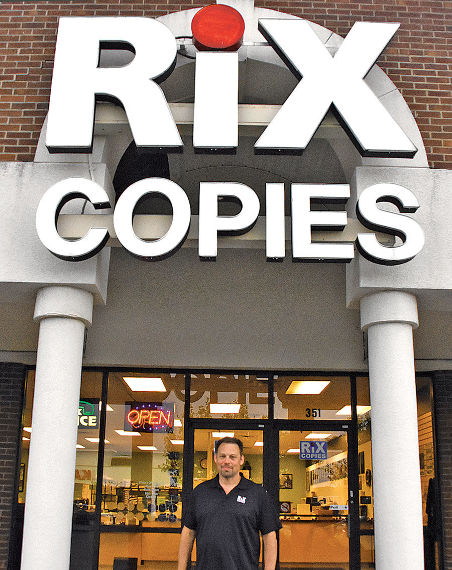 RIX Copies serves businesses and community