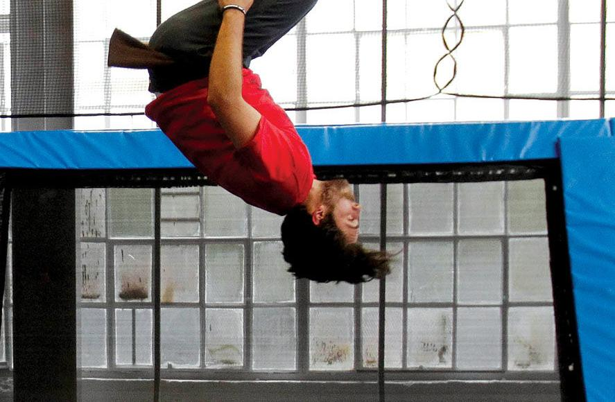 Indoor Trampoline Park Coming To Morristown Business Finance