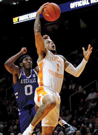 Vols hope to leave turnover woes behind against Murray State