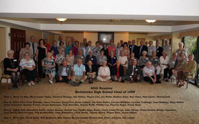 MHS Class of 1959 celebrates 60 years