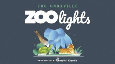 New light spectacular at Zoo Knoxville for the holidays