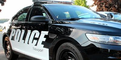 Man faces multiple charges after speeding fight through Newport