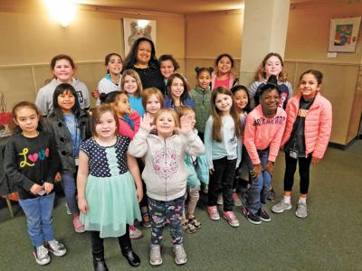 Morristown native and author recognized