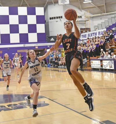 Slow start costs Lady 'Canes against Sevier County