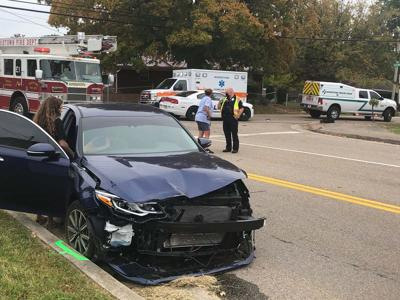 Two flown to UT Medical Center after Friday crash