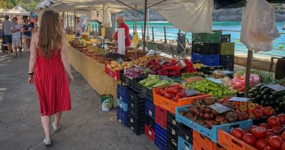 Farmers market is more than a downtown event