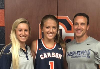 Grainger standout commits to Carson-Newman