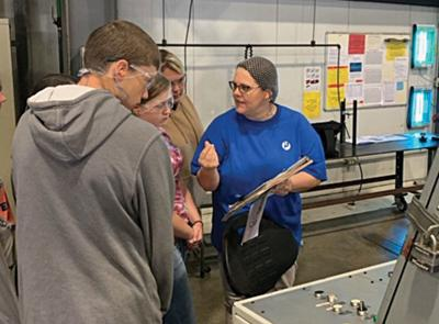 Inteplast Manufacturing Day is a hit