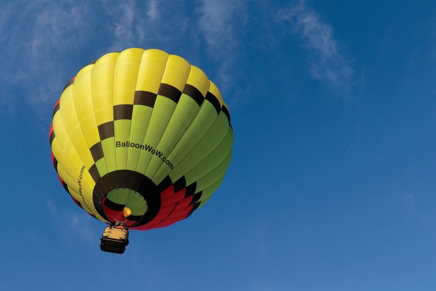 Airport host Fly-in, balloon festival coming to White Pine