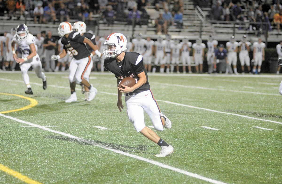 Morristown East wins first game of season