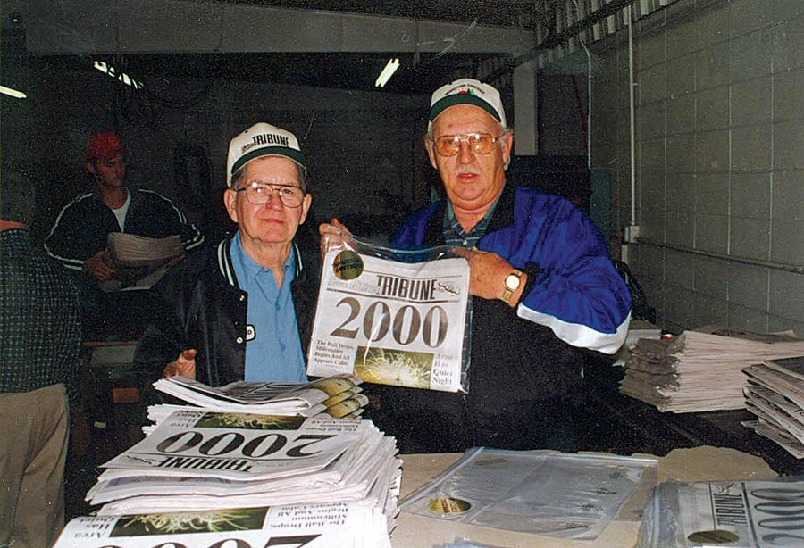 Longtime Tribune employee Cunningham dies at 78