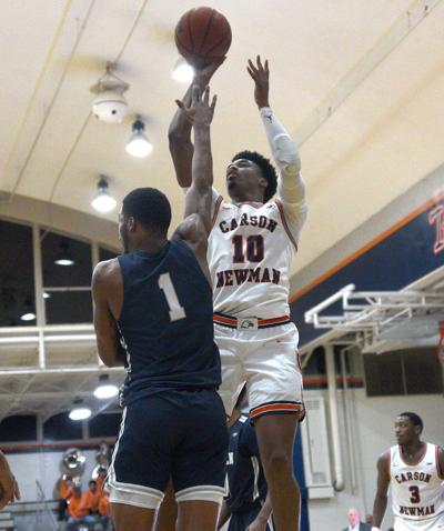 C-N wraps up home stand with Warren Wilson