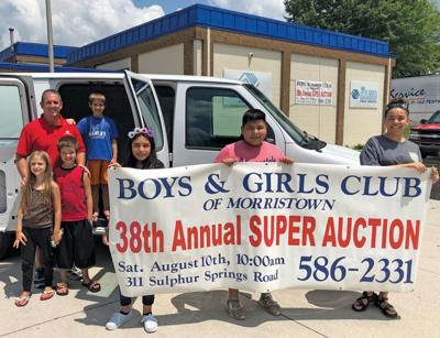 Boys and Girls Club Super Auction set for Aug. 10