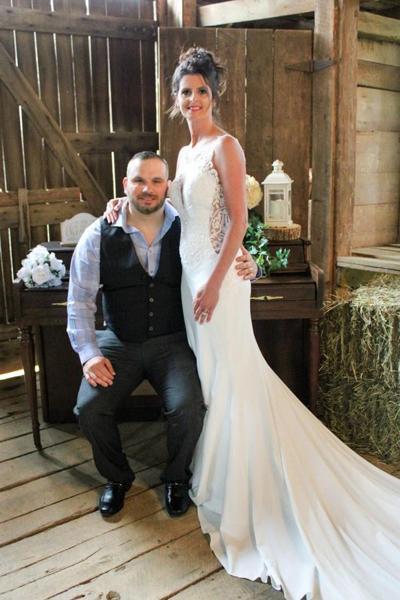 Cole - Elkins wed