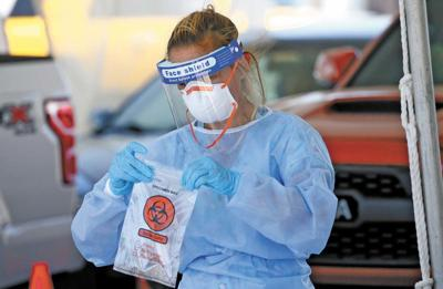 Task Force discusses status of regional healthcare virus response
