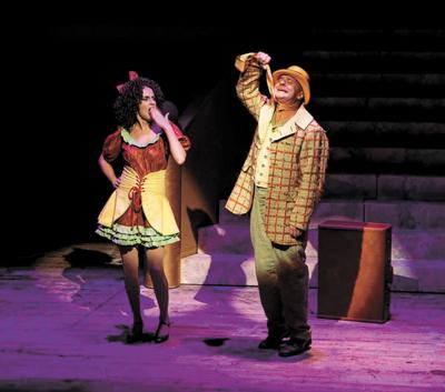 Paige Mattocks has a life-long love of the stage