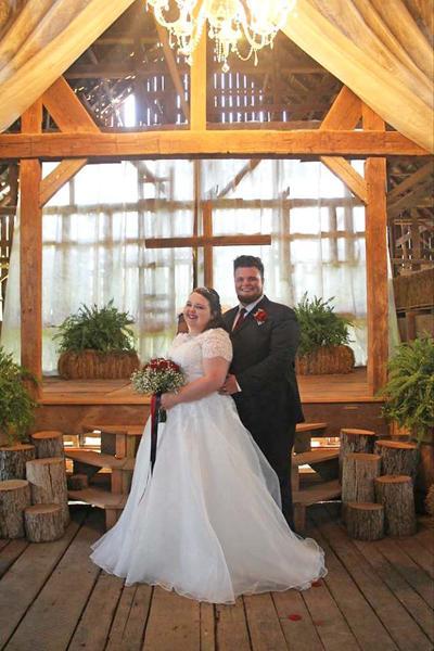 Huffstutler Wedding