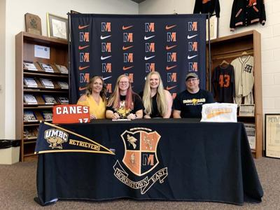 King headed to UMBC to continue her academic and softball career