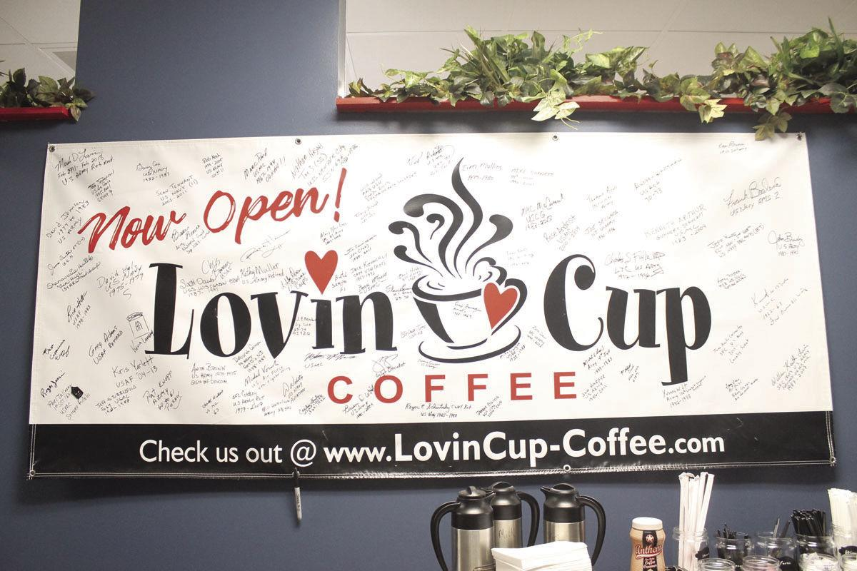 Lovin Cup Coffee tries to rise above the foam
