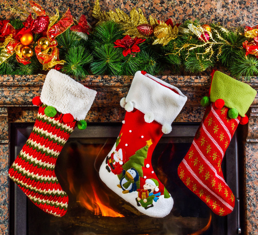 History Of Christmas Stockings.The History Of Christmas Stockings Wink Magazine