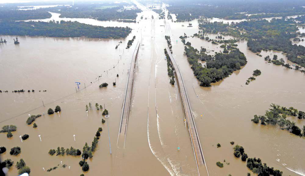 Harvey promises rain for Charlotte area
