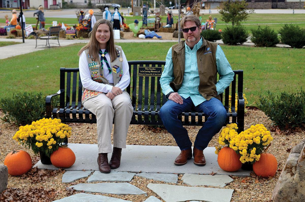 Girl Scout's Gold Award Project honors victims of Bean Station violence