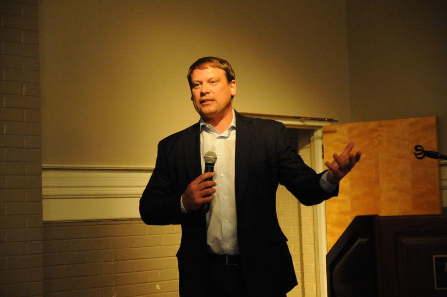 Shuler talks faith, service and community at HOF Banquet