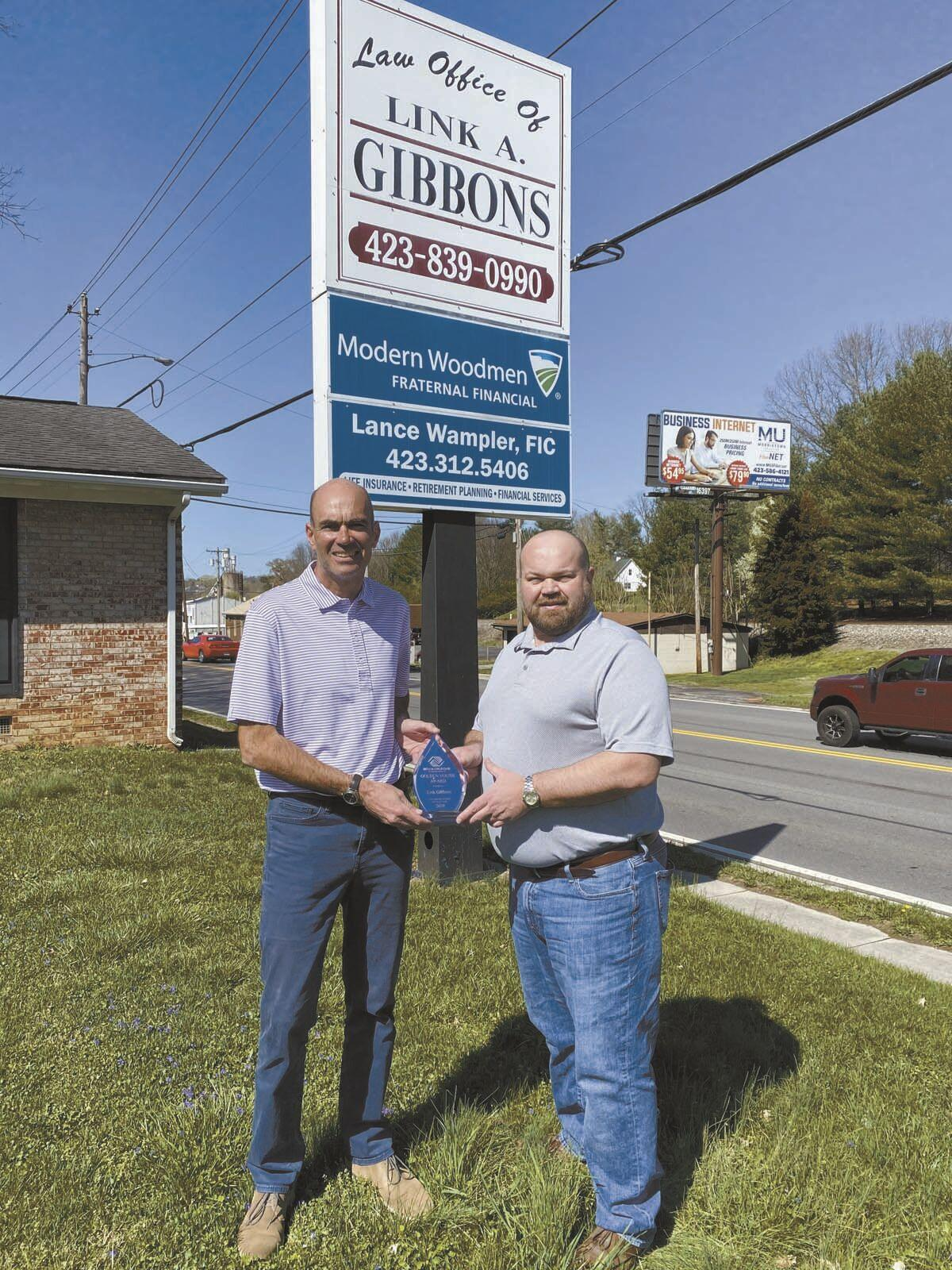 Boys & Girls Club of Morristown Honors Sempkowski and Gibbons