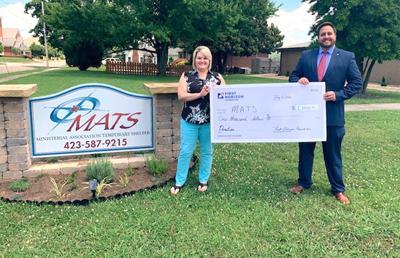 First Horizon donates to MATS